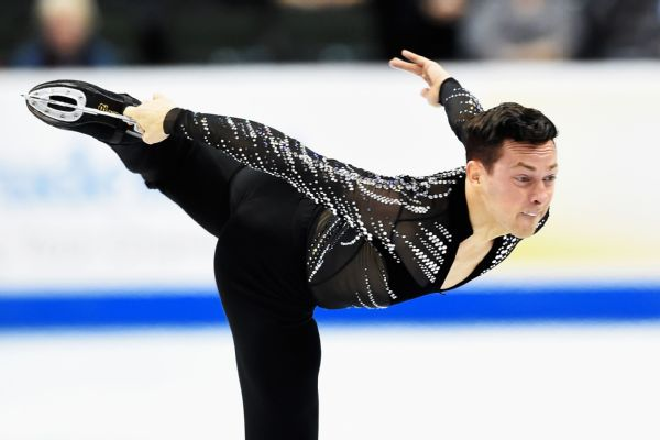 Adam Rippon, Jason Brown to compete in US International Figure - jason rippon