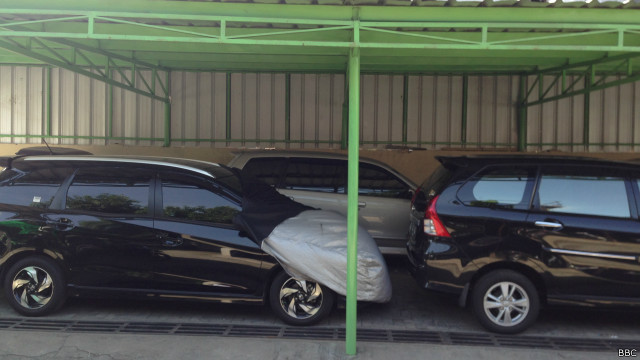 Pegadaian Tangerang Pegadaiancoid Portal Resmi Pt Pegadaian Persero Area Penyimpanan Kendaraan Bermotor Di Pegadaian Ciputat Penuh Sesak