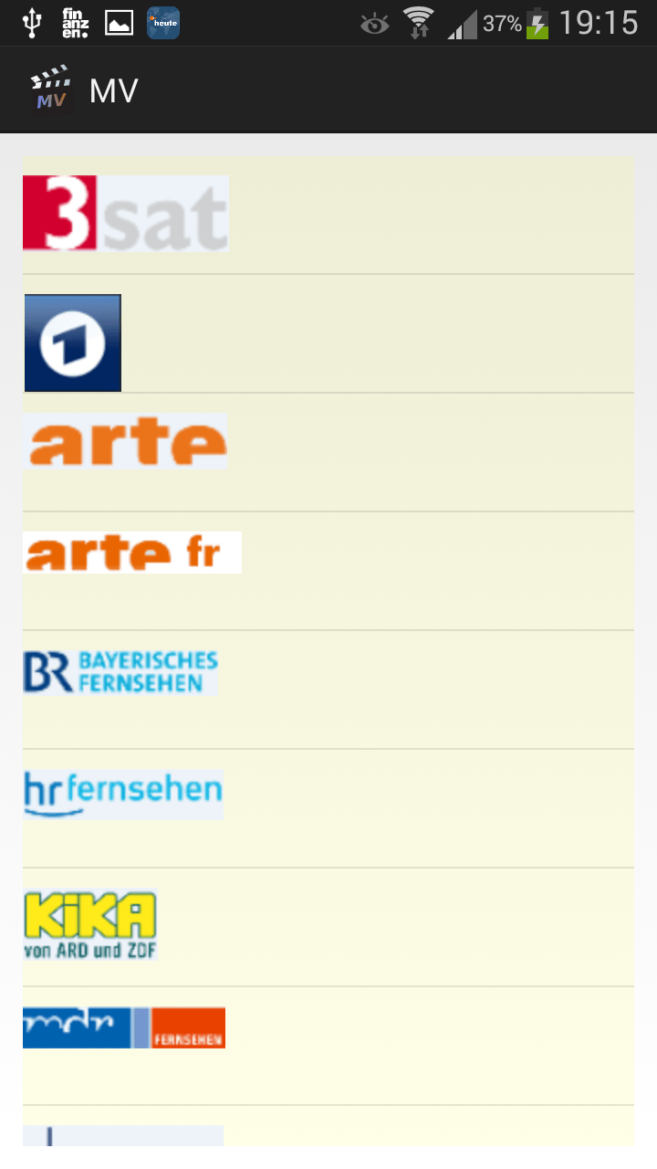 Arte Video Wird Nicht Angezeigt Mediathekview For Android Download Sourceforge