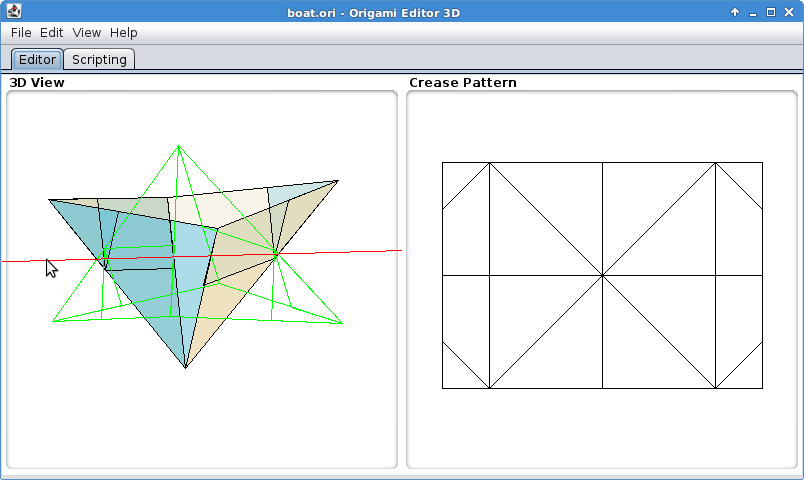 Origami Editor 3d Sourceforgenet