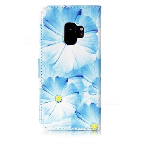 Orchid Flower In Urdu Orchid Flower Pu Leather Wallet Case For Samsung Galaxy S9
