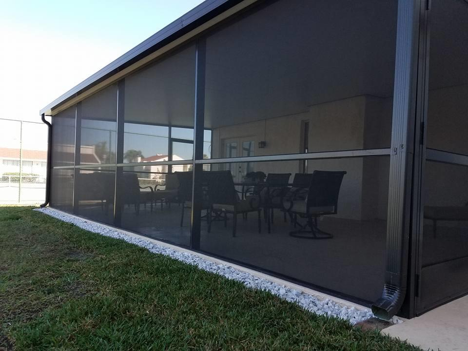 Patio Screen Enclosure Tampa Fl Pombo's Contracting Services Inc in Tampa, FL | Whitepages