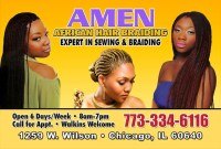 AMEN African Hair Braiding - Chicago, IL - Business Profile