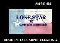 Lone Star Carpet Care and Restoration in San Antonio, TX ...