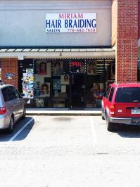 Miriam Hair Braiding Salon in Lawrenceville, GA 30044 ...