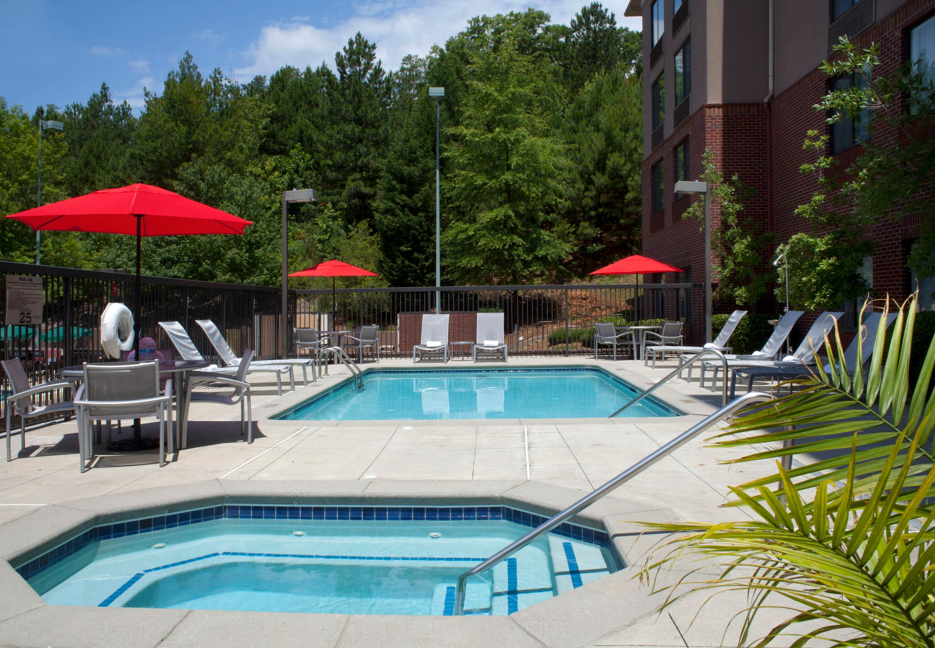 Cash Pool Italien Springhill Suites By Marriott Atlanta Buford Mall Of