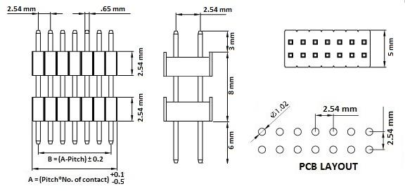 7 pin connector diagram