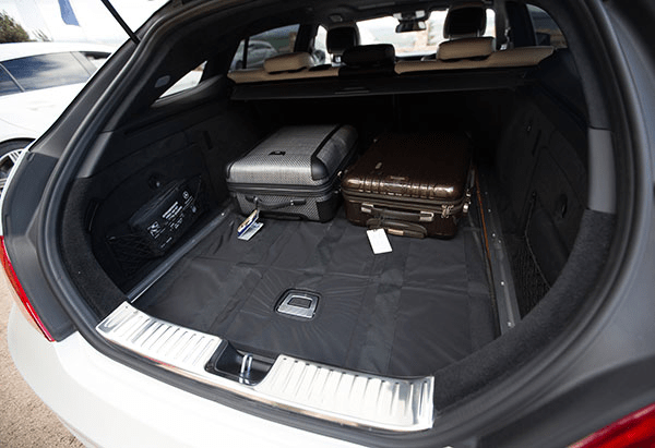 2012 CLS Shooting Brake with Non Clip Mat