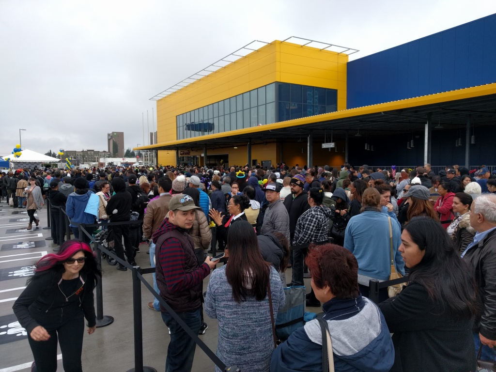 Ikea Burbank Address Take Two® | Largest Ikea In Us Opens In Burbank | 89.3 Kpcc