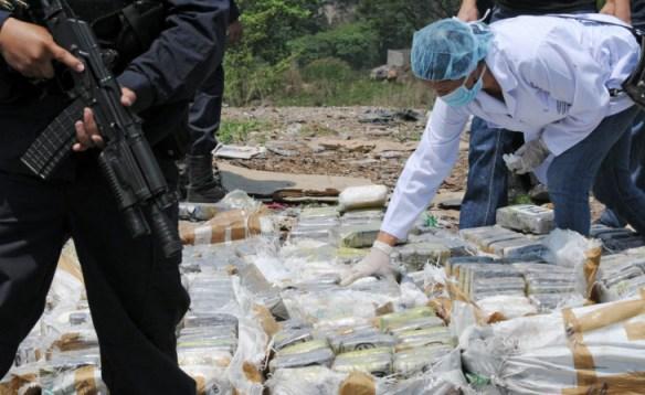 Honduras Cocaine