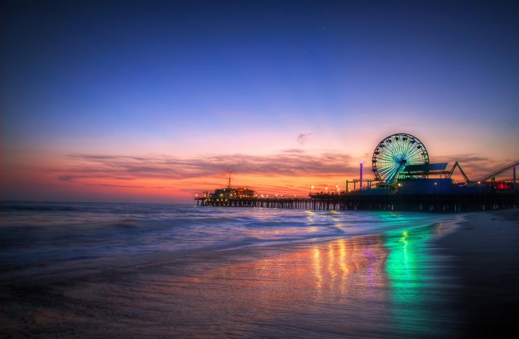 Fall Sunrise Wallpaper Airtalk 174 California Beaches Get Their Heal The Bay