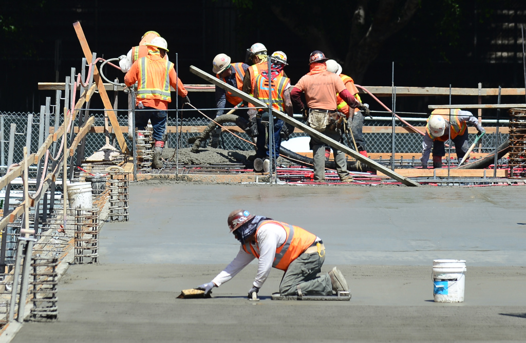 1 in 6 California construction jobs part of underground economy
