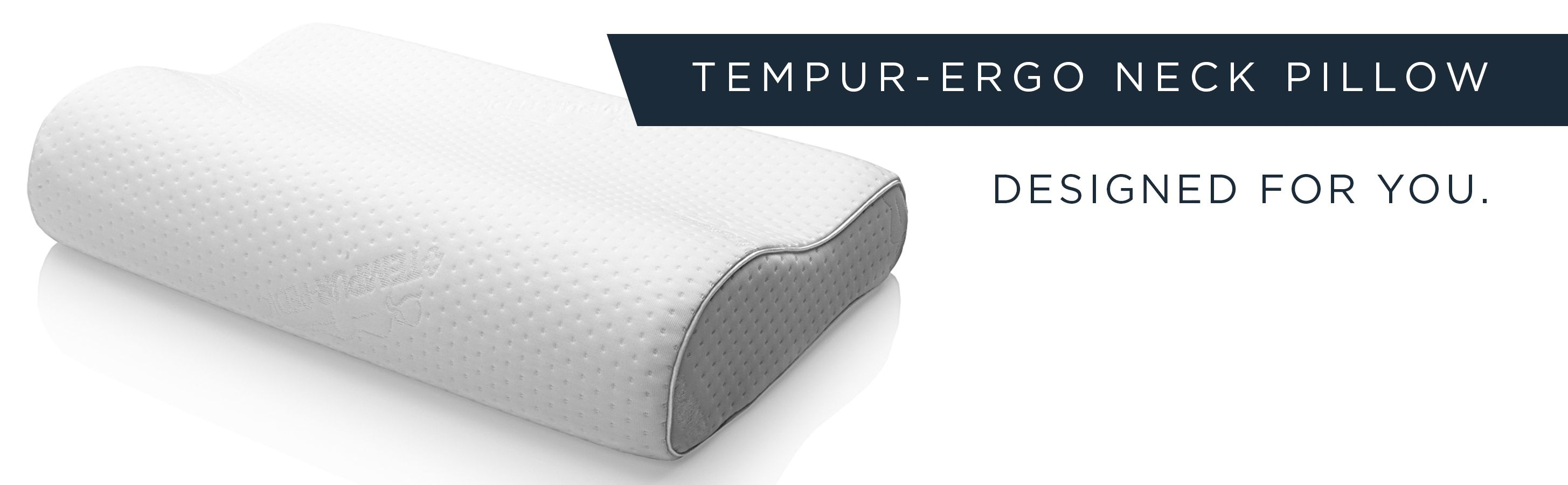 How To Use Tempurpedic Neck Pillow Tempur Pedic Tempur Neck Pillow Small
