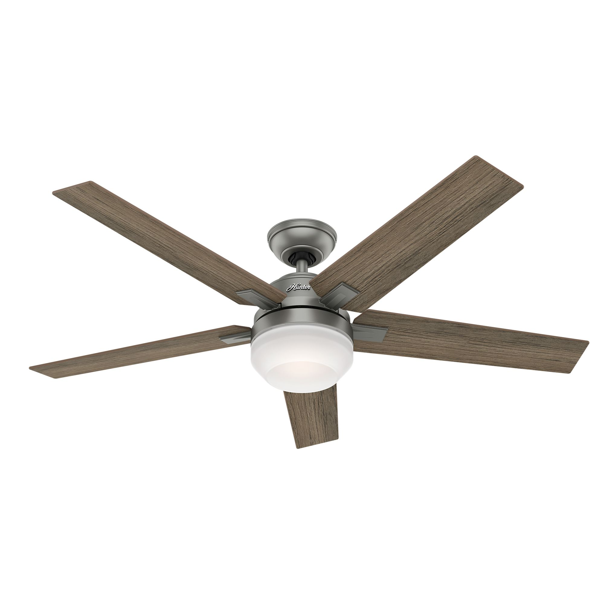 Ceiling Fans With Good Lighting Hunter Apex 54