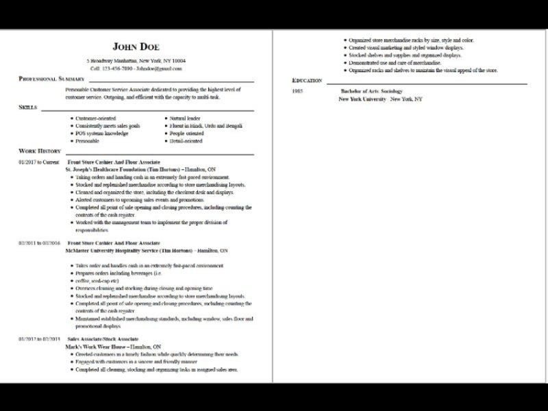 I can revamp your Résumé/CV - Isabella Kashem - Simbi