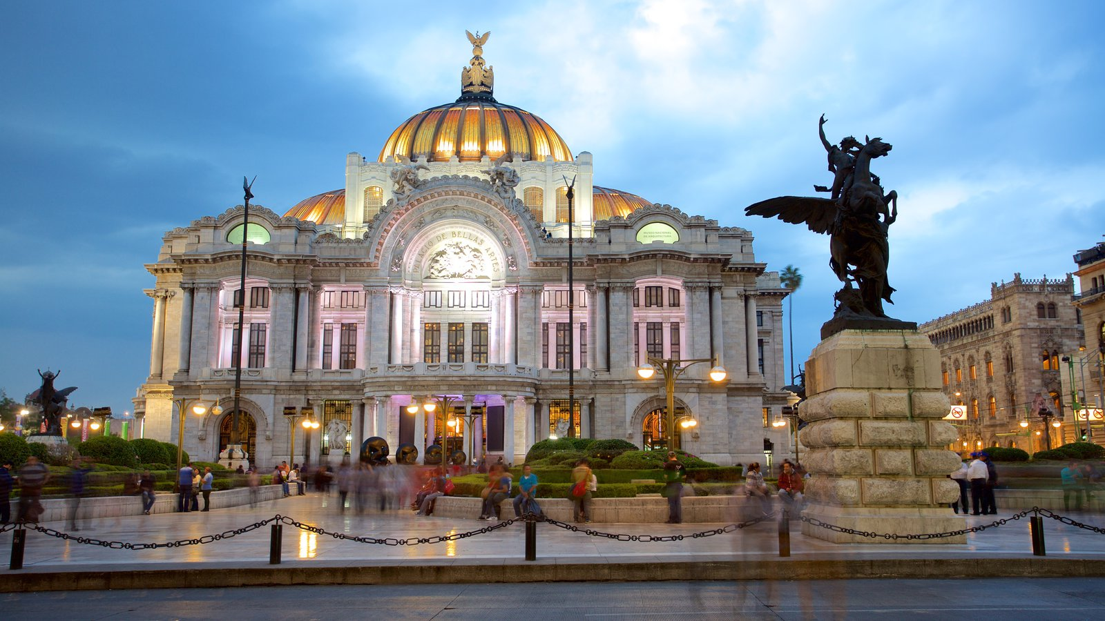 Arte Of Mexico Downtown Mexico City S Essential Buildings A Quick Guide City