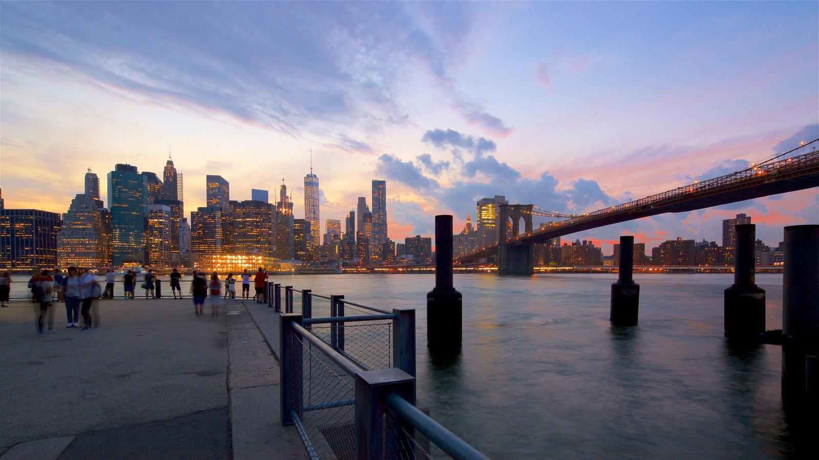 Brooklyn Heights Promenade Pictures View Photos Images