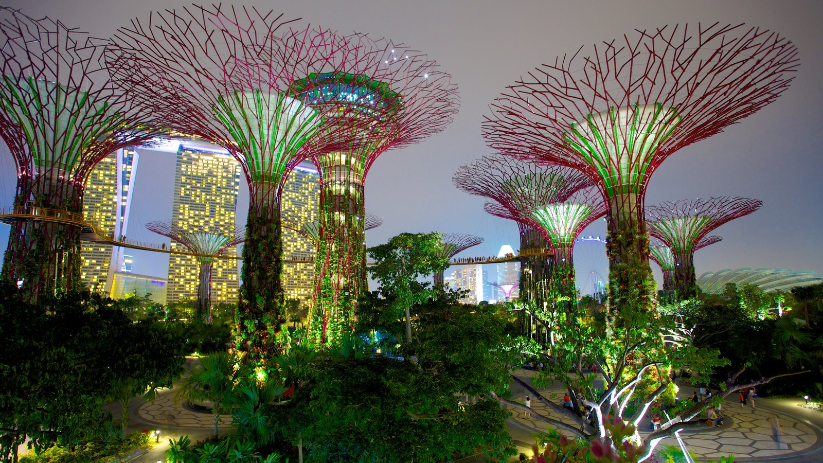 Sculpture Hd Wallpapers Gardens By The Bay Pictures View Photos Amp Images Of