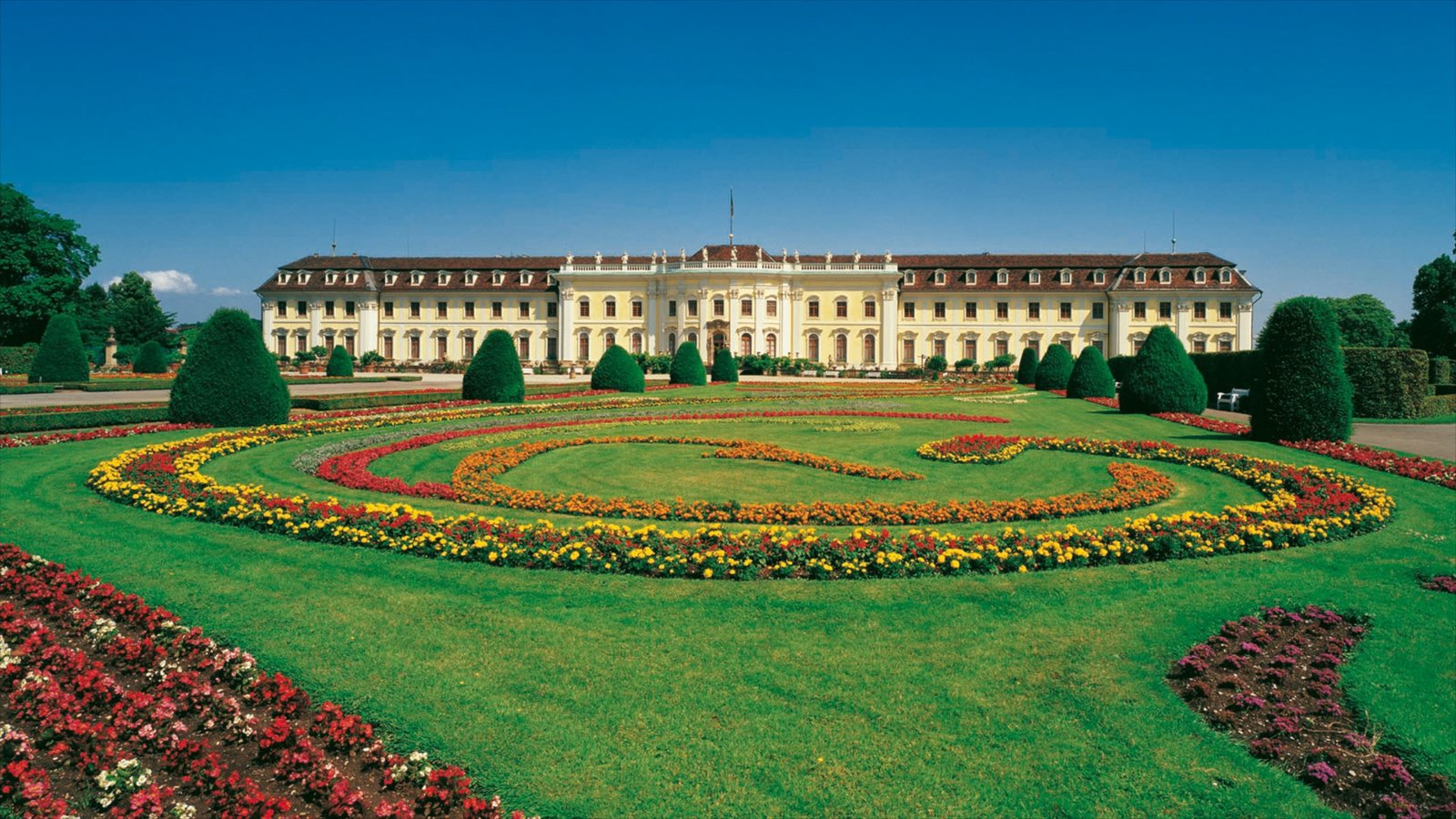 Stuttgart Ludwigsburg Ludwigsburg Palace Pictures View Photos And Images Of
