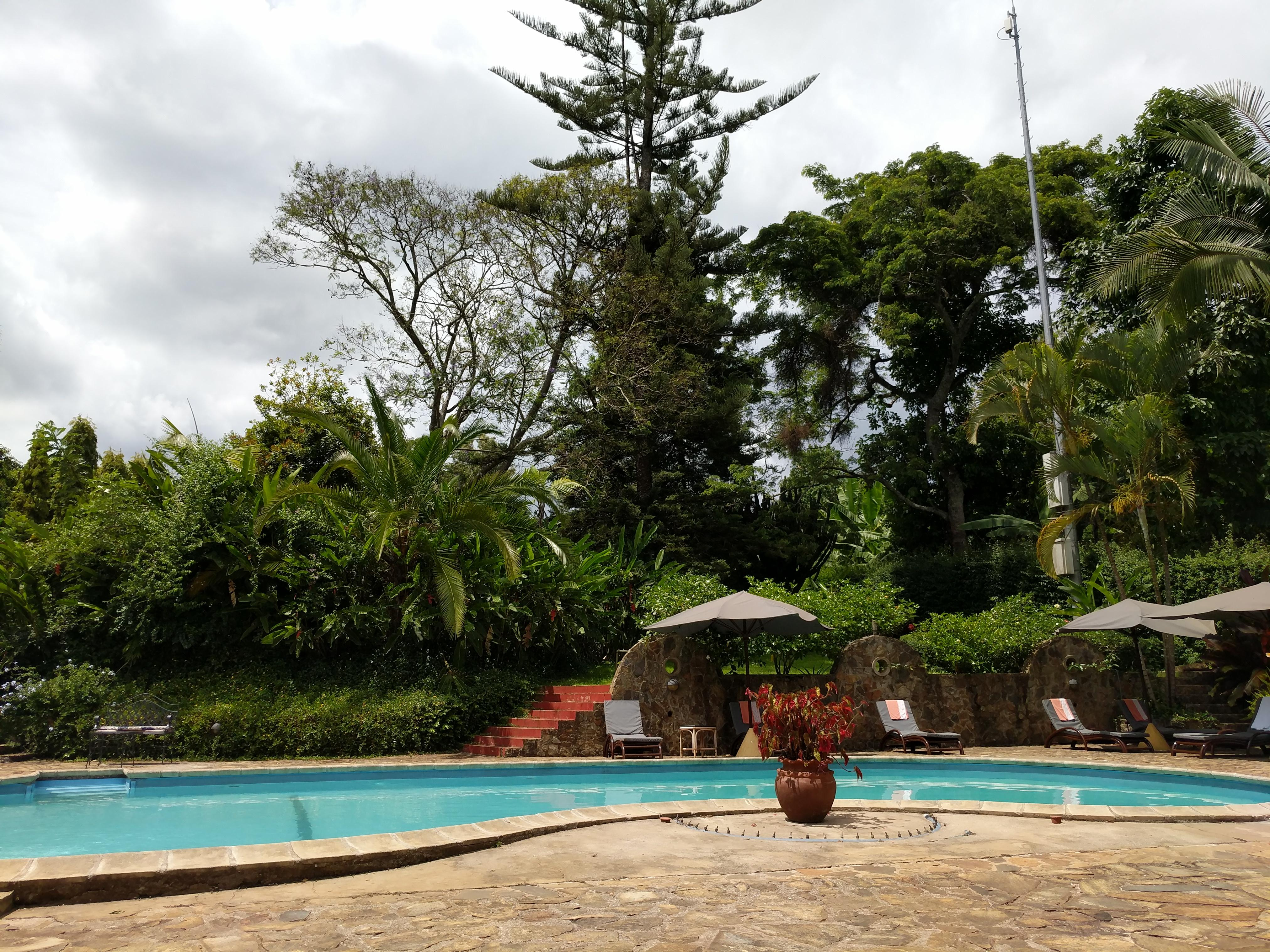 Pool Garten Hessen Aishi Machame Hotel Hotel Reviews Expedia