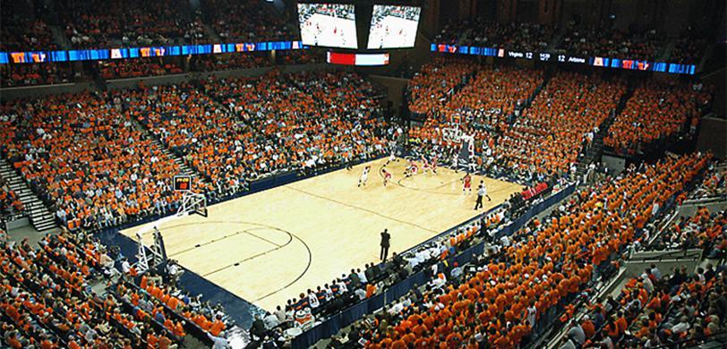 Virginia Basketball Tickets Vivid Seats