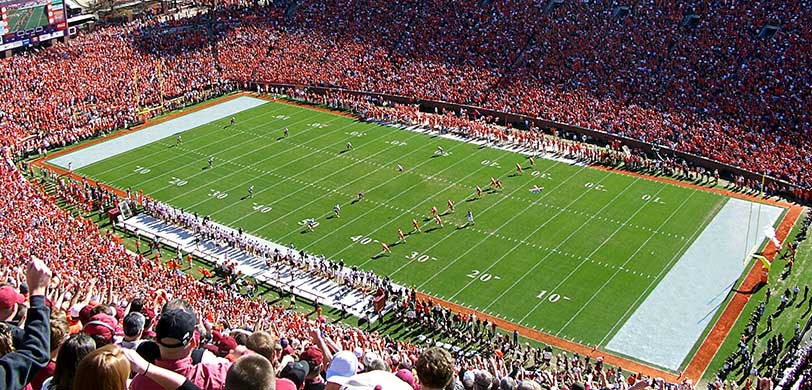 Clemson Football Tickets Vivid Seats