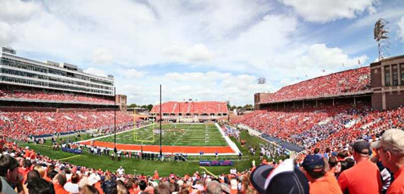 Illinois Football Tickets Vivid Seats