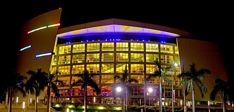 American Airlines Arena - FL Tickets - American Airlines Arena - FL