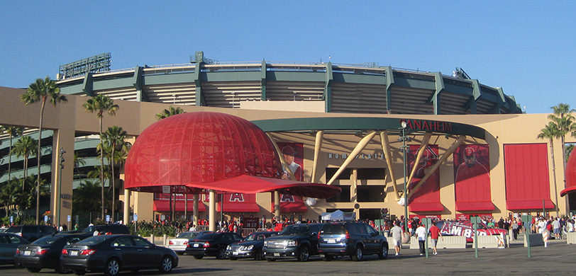 Angel Stadium Tickets - Seating Charts and Maps for Angel Stadium