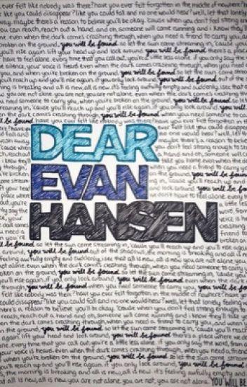 Musical Birthday Quotes Wallpapers Dear Evan Hansen Imagines Wink Wonk Noot Noot Wattpad