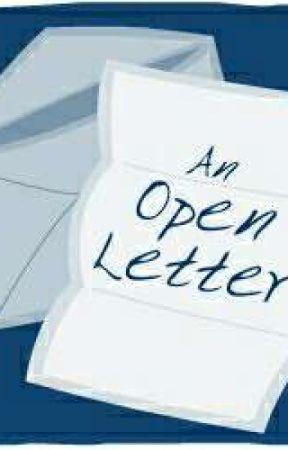Open Letters - An open letter to my best friend - Wattpad