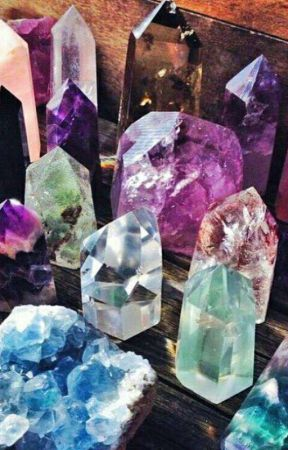 Crystals, Minerals and Rocks (Types, locations and shapes