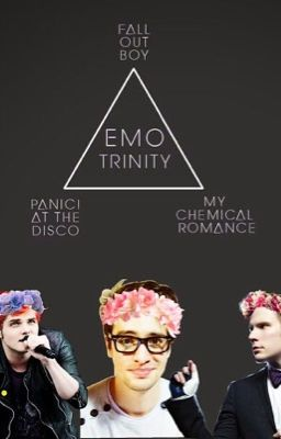 Fall Out Boy Logo Wallpaper Emo Trinity Me At School Wattpad