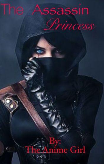 anime girl assassin