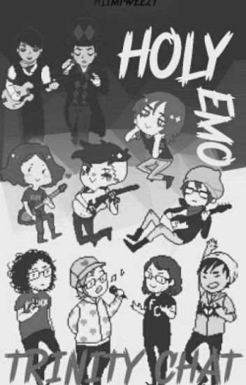 Fall Out Boy And Panic At The Disco Wallpaper The Holy Emo Trinity Chat Wattpad