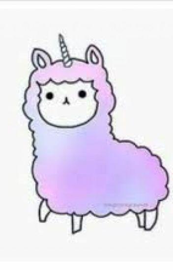 Cute Llamacorn Wallpaper True Story Of A Llamacorn Bianca Wattpad