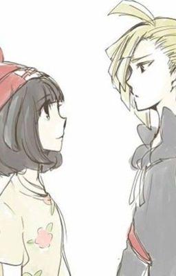 Romance Girl And Boy Wallpaper ️gladion X Reader ️ Edgelord Gladion Wattpad