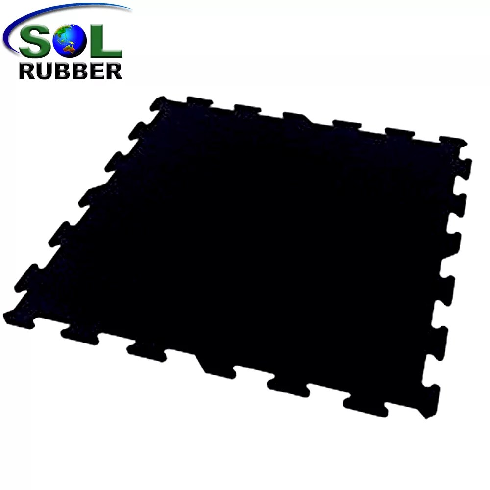 Gym Mat Flooring Sol Rubber Crossfit Gym Rubber Roll Interlocking Flooring Tiles