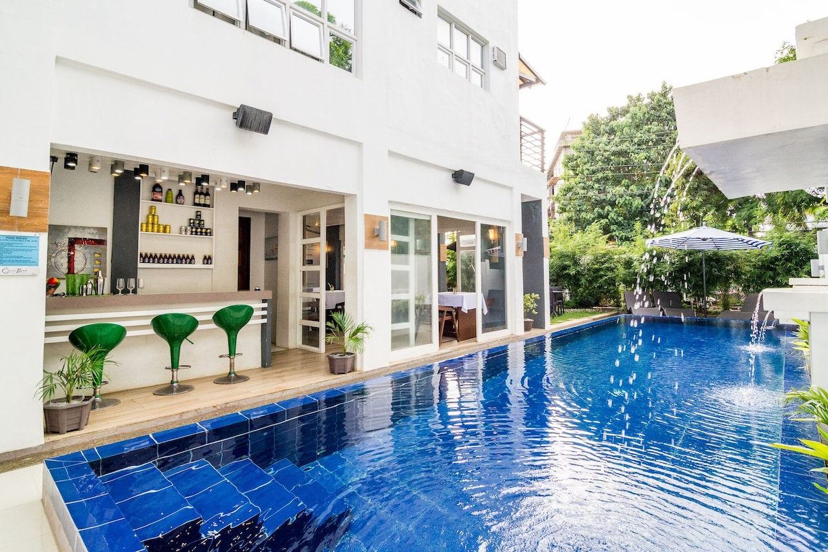 3 Bedroom Boracay Home With Pool Houses For Rent