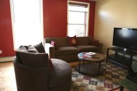 Spacious 2BR Modern & Comfy Brownstone Apartment