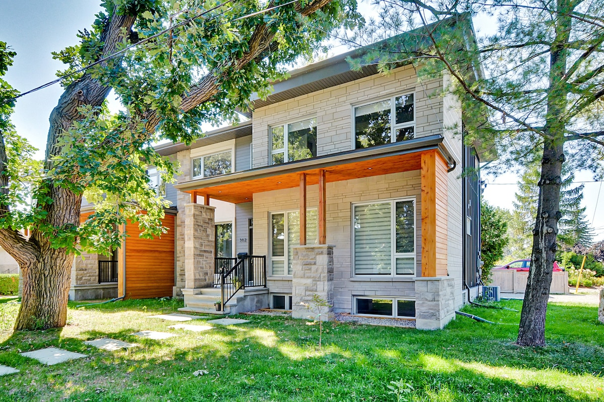 Beautifully Cultured Modern 3 Bed In Westboro Houses