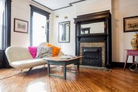 Elegant Quiet Spacious 2BD Brownstone Brooklyn NYC