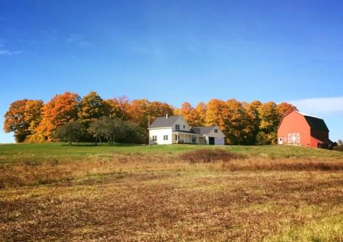 Medium Of Home Away Maine