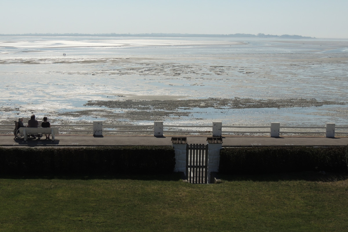 Pleine Vue Sur La Baie De Somme Houses For Rent In Le Crotoy