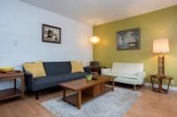Mid century modern apartment