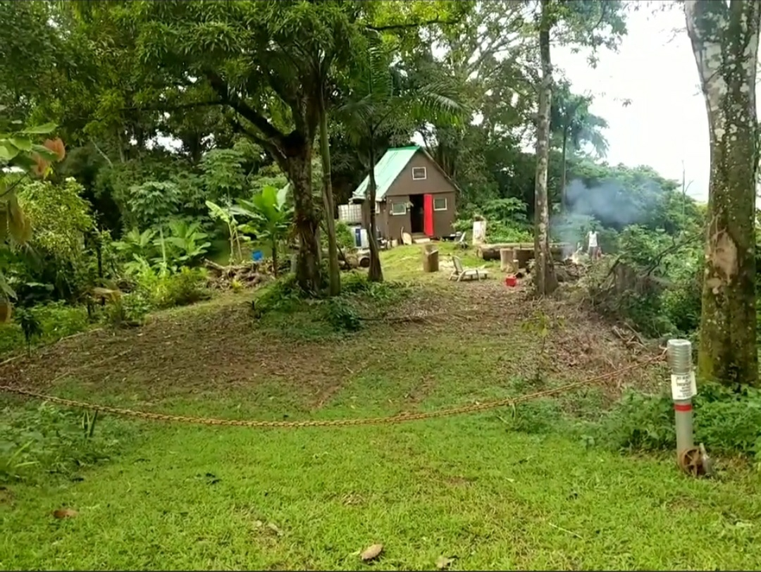 Tony S Offgrid Cabin Getaway Tiny Houses For Rent In Charlotteville Eastern Tobago Trinidad Tobago