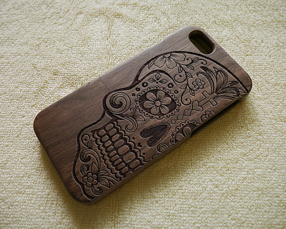 Floral Wallpaper For Iphone 5 Skull Iphone 6 Case Wood Iphone 6 Plus Case Wood Iphone