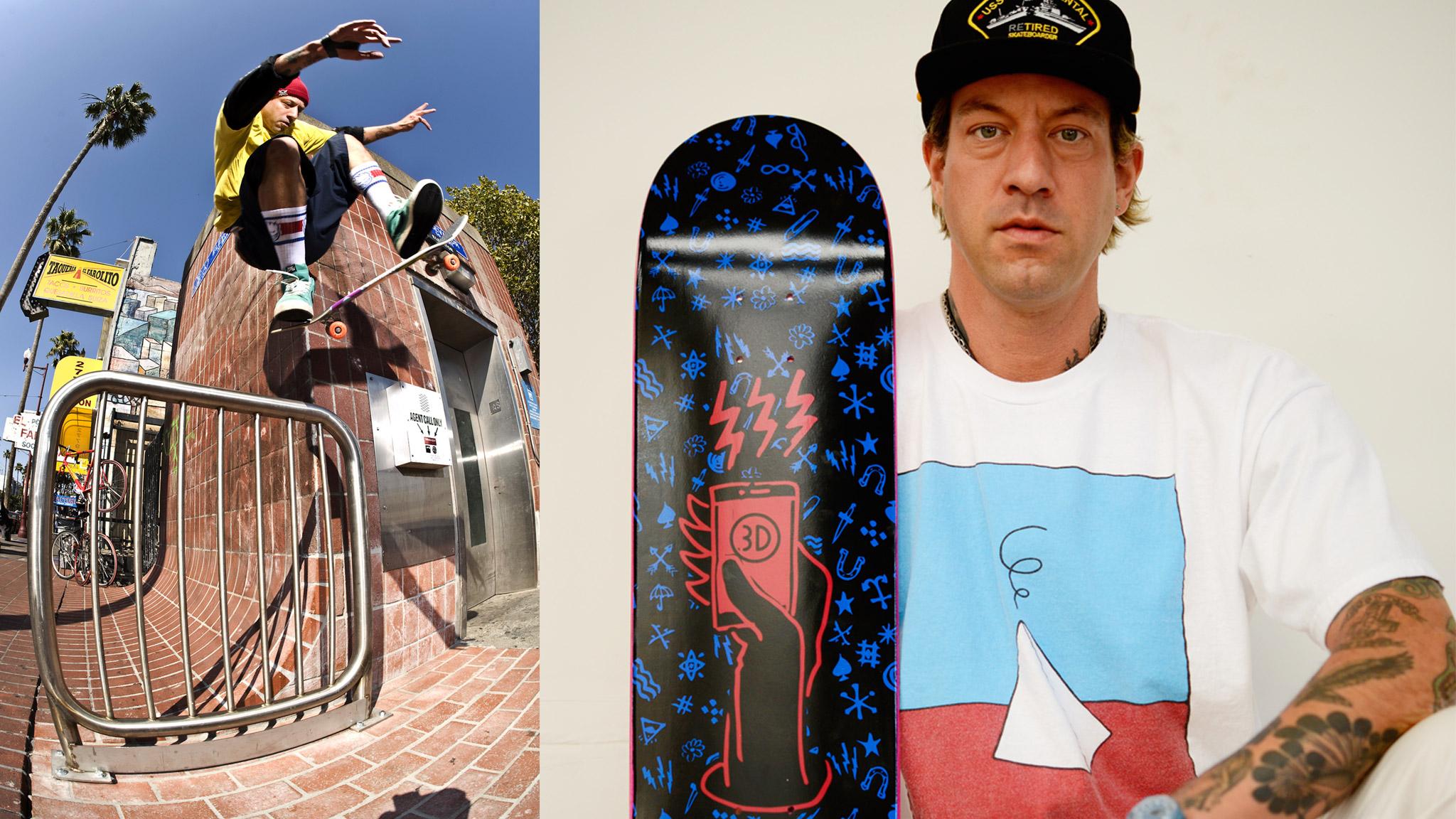 Girl Skateboards Wallpaper Buzz Brands