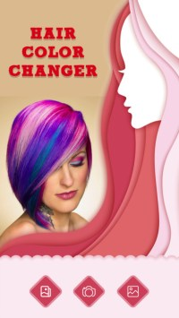 Hair Color Changer App | hair color changer on the app ...