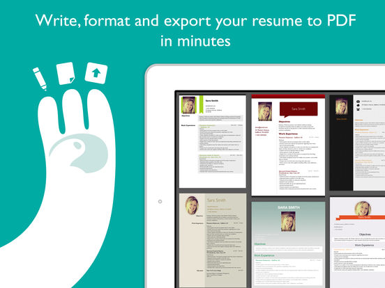 best resume builder app for ipad mobile app development for android iphone ipad sourcebits best resume
